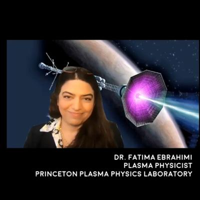 Cover art for Exploring Mars - Dr. Fatima Ebrahimi & Dr. Kirsten Siebach - The Cosmic Companion Feb. 23, 2021