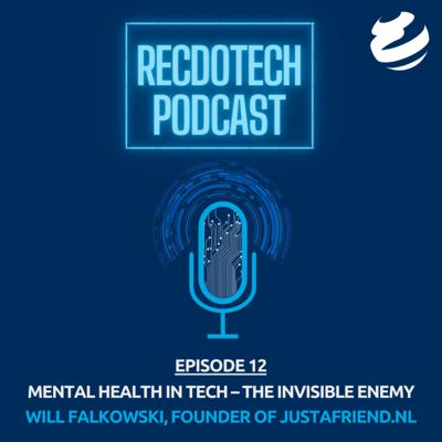Cover art for Mental Health in Tech - The Invisible Enemy with Will Falkowski, developer for 17 years.