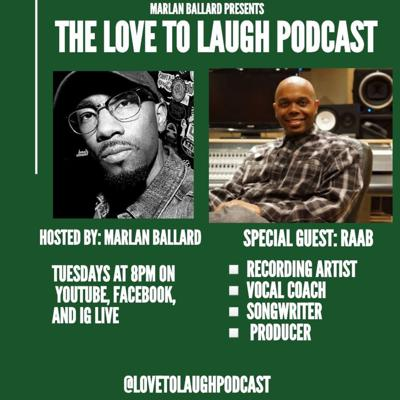 Cover art for Love To Laugh w/ Raab