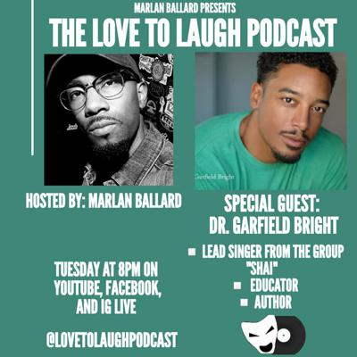 Cover art for Love To Laugh w/ Dr Garfield Bright