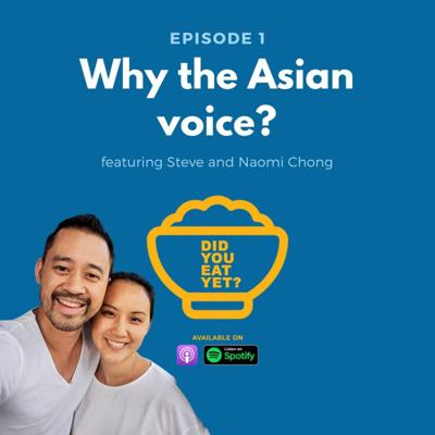 Cover art for Why the Asian Voice?