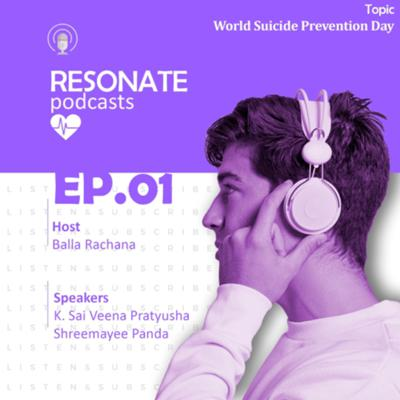 Cover art for World Suicide Prevention Day