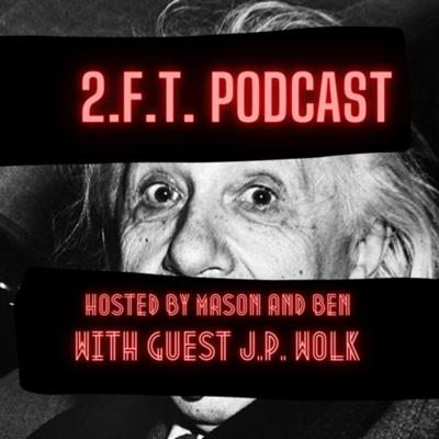Cover art for Ep4 The genius of JP