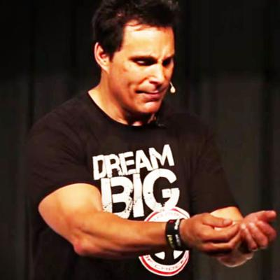 Cover art for THIS WILL MAKE YOU CRY - Marc Mero