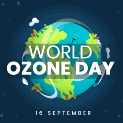 Cover art for World Ozone Day