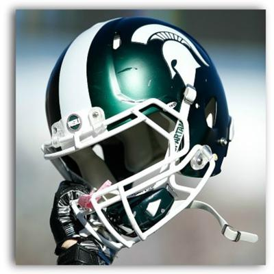 Cover art for Michigan State Football Recruiting Rap by SpartanMag.com 9/16/20