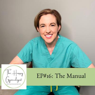 Cover art for EP#16: The Manual