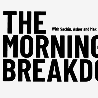 Cover art for Morning breakdown 9/27/20