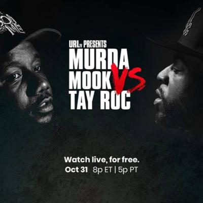 Cover art for Tay Roc vs Murda Mook FaceOff My Thoughts