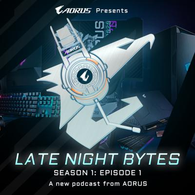 Cover art for Late Night Bytes #1 - Eric