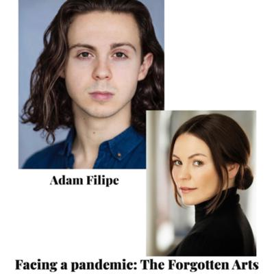 Cover art for Facing a pandemic: The Forgotten Arts