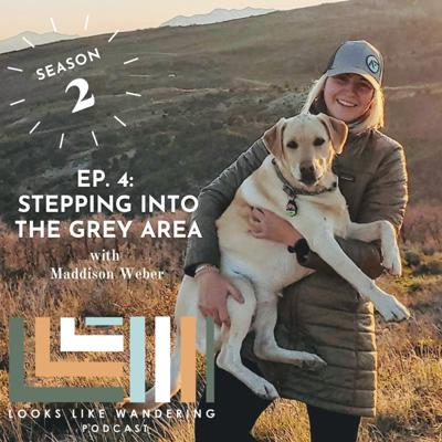 Cover art for S2 E4: Stepping Into the Grey Area with Maddison Weber
