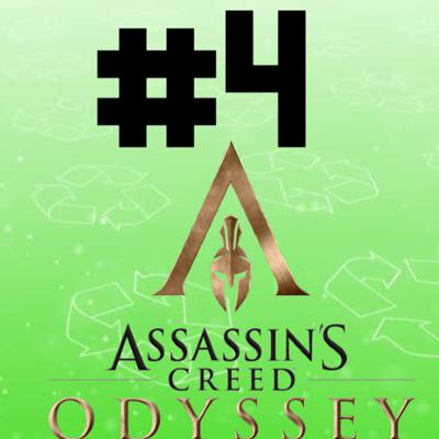 Cover art for Assassin's Creed Odyssey