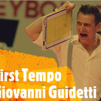 Cover art for Giovanni Guidetti | Volleyball is the highest explanation of team sport | First Tempo Podcast