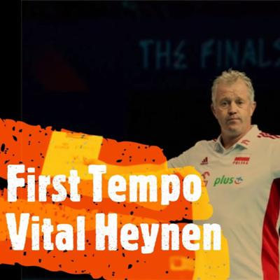 Cover art for Vital Heynen | I made the players having fun | First Tempo Podcast