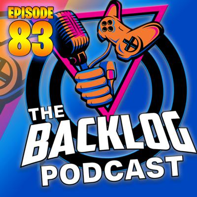 Cover art for The Backlog Podcast - Season 3 Begins - The Backlog Grows to 83