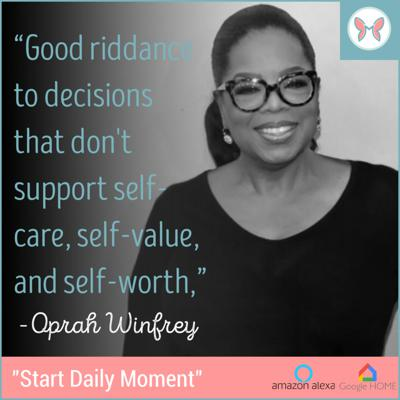 Cover art for ✨🎊 Today's Daily Moment ✨ Featuring Oprah Winfrey 🎊✨