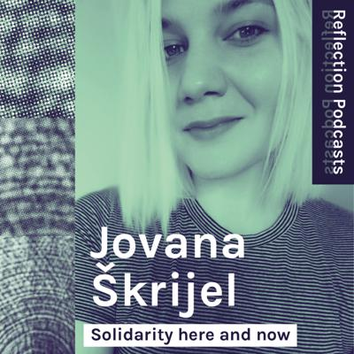 Cover art for Solidarity here and now