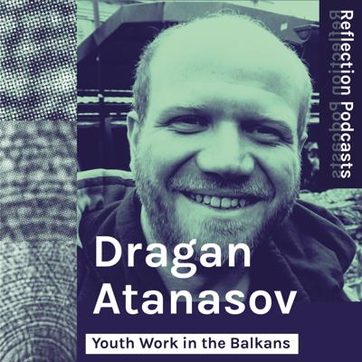 Cover art for Youth work in the Balkans