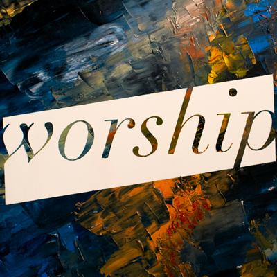 Cover art for Worship