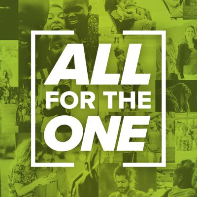 Cover art for All For The One Part 3 - Generous to the ONE!
