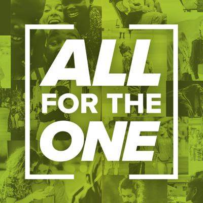 Cover art for All For The One Part 5 - Take Courage