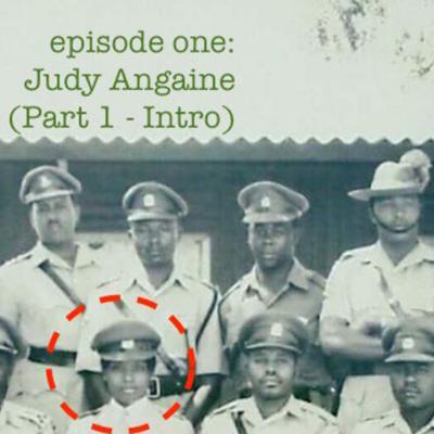 Cover art for episode 1 - Captain Judy Angaine (Part 1 - Intro)