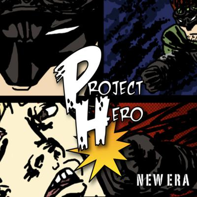 Cover art for #39 - Project Hero - Songs about real-life costumed superheroes, plus bonfire interview!