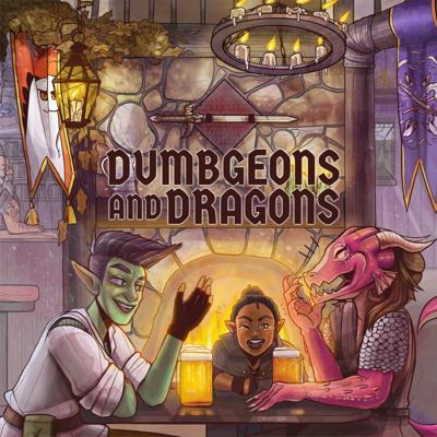 Cover art for 2020 Showcase: Dumbgeons and Dragons