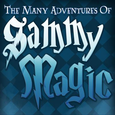 Cover art for 2020 Showcase: The Many Adventures of Sammy Magic