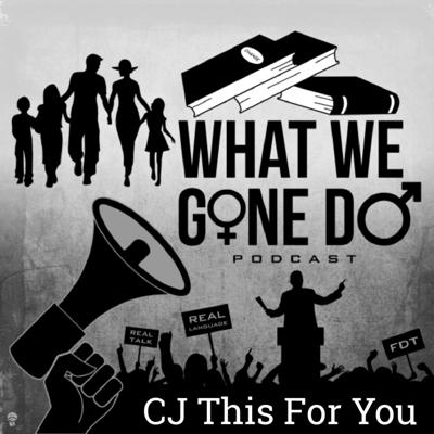Cover art for CJ This For You