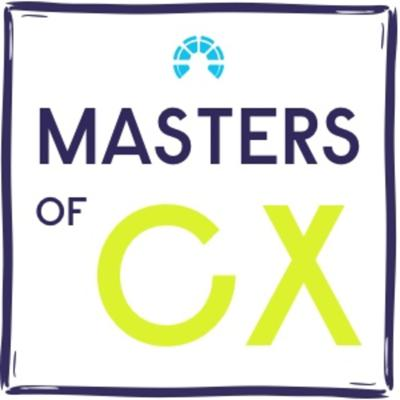 Cover art for CX Interview Series with Jenny Dempsey - Masters of CX by Chattermill (Season 1, Ep. 5)