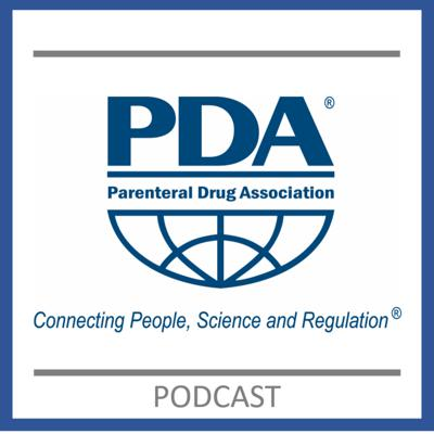Cover art for PDA Podcast: Prevention of Coronavirus Transmission from Employees to GMP Manufacturing Facilities