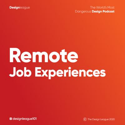 Cover art for Remote work Experiences