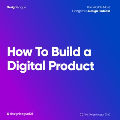 Cover art for How to Build a Digital Product
