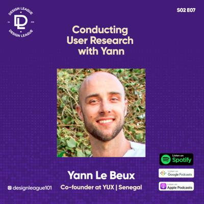 Cover art for Conducting User Research with Yann