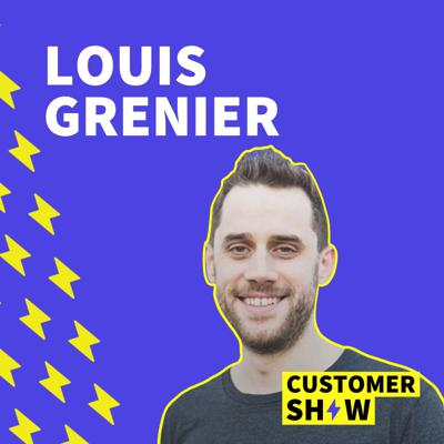 Cover art for Make Your Business Stand The F*ck Out with Louis Grenier