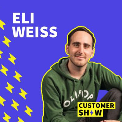 Cover art for How To Keep Customers Coming Back Again & Again with Eli Weiss