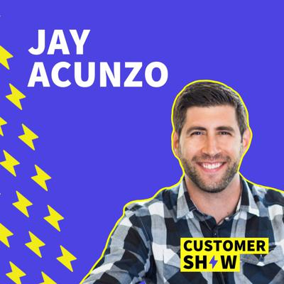 Cover art for How To Create Your Audience's Favourite Podcast with Jay Acunzo