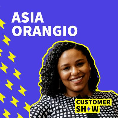 Cover art for How To Get Your First 100 SaaS Customers with Asia Orangio