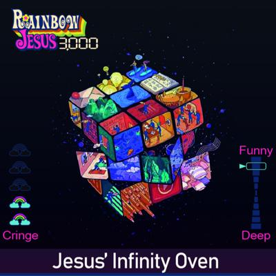 Cover art for Jesus' Infinity Oven - 008