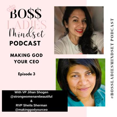 Cover art for Making God your CEO: Episode 3