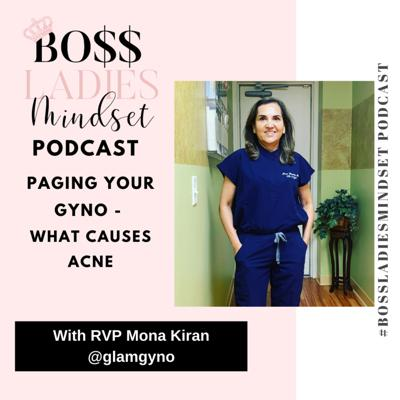 Cover art for Paging your gyno - What causes Acne