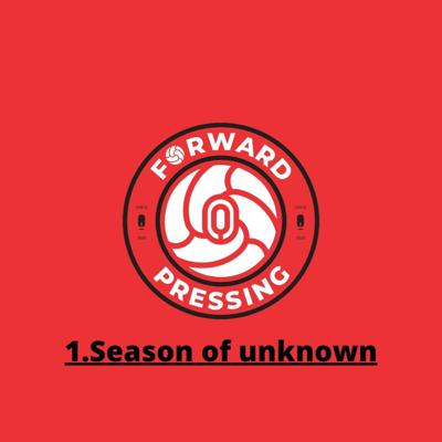 Cover art for Season of unknown