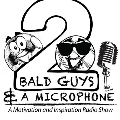 Cover art for Two Bald Guys with Rancher Ron Talk on Commitment with Vets