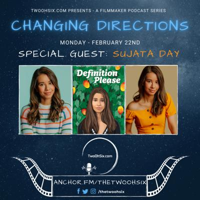 Cover art for Changing Directions: Sujata Day - Director of Definition Please