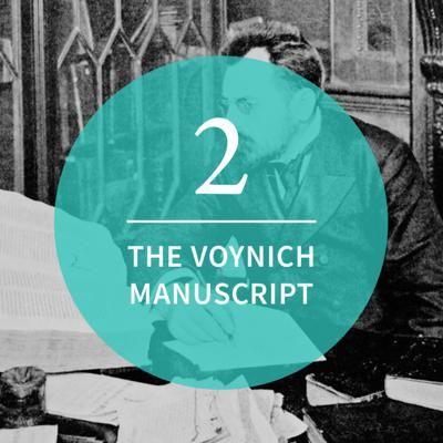 Cover art for Episode 2: Scribes of the Voynich Manuscript