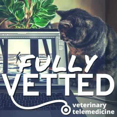 Cover art for Sneak Peek at Episode 06: Veterinary Telemedicine
