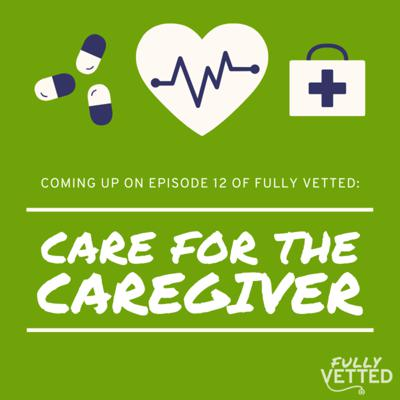 Cover art for Sneak Peek at Episode 12: Care for the Caregiver