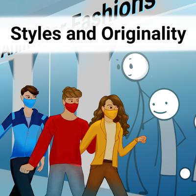 Cover art for Art Styles and Originality